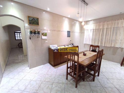 Imagem 1 de 23 de Sobrado Com 3 Dormitórios À Venda, 328 M² Por R$ 750.000,00 - Montanhão - São Bernardo Do Campo/sp - So0749