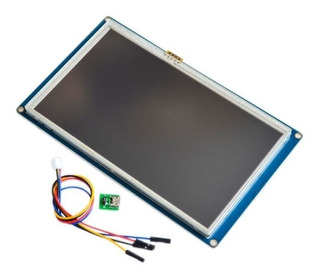 Tela Lcd Nextion 7 Ihm Led Touch Arduino Pic Clp