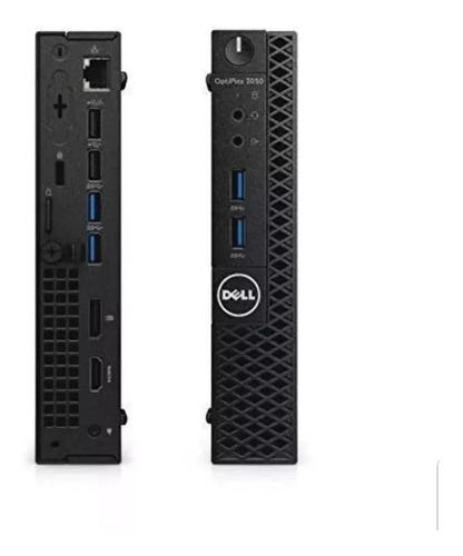 Cpu Dell Optiplex 3050 Mini Core I3 8gb 120gb Ssd Wifi Novo