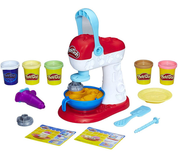 Play Doh Kitchen Batidora Juego De Cocina