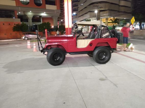 Jeep Willys 1976 - 4x4