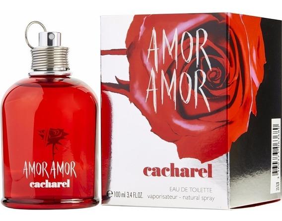 Cacharel Amor Amor 100ml | Original + Amostra De Brinde