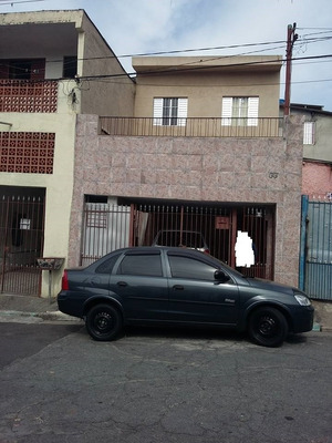 Casa Térrea Para Venda No Lauzane Paulista - 459