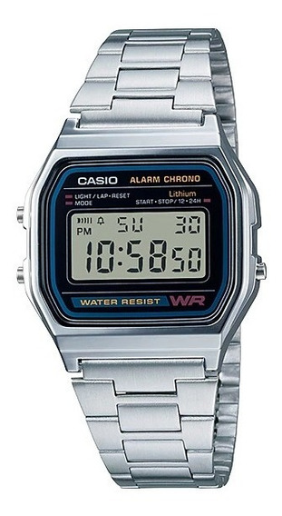 Reloj Casio Outlet A158wa-1r