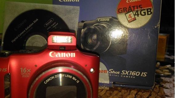 Canon 160 Is Função Macro