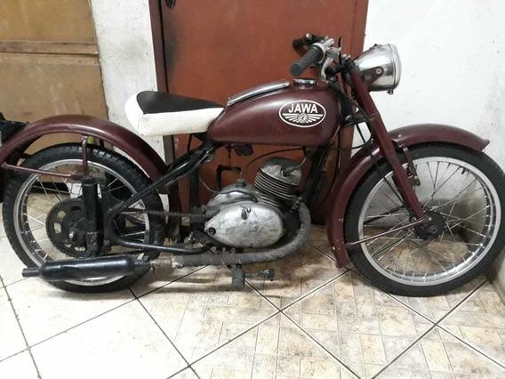 Moto Jawa 1951 - 150cc