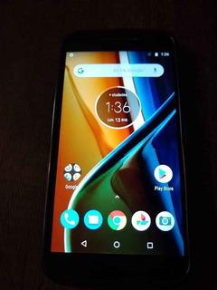 Celular Moto G4 - Leer Bien