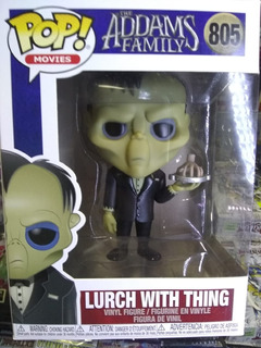 Funko Pop! Lurch With Thing #805