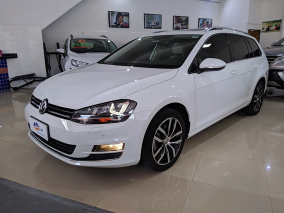 Volkswagen Golf Variant 2017 1.4 Tsi Highline Flex 5p