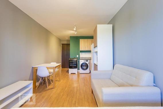 Apartamento Para Aluguel - Setor Sudoeste, 1 Quarto, 25 - 893116114