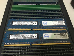 Memoria Ecc 4gb Pc3-10600e Dell Precision R5500 T3600 T5600