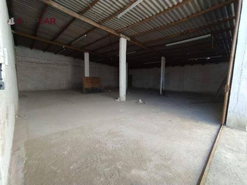 Imagem 1 de 11 de Barracão Para Alugar, 225 M² Por R$ 4.000,00/mês - Perequê - Porto Belo/sc - Ba0002