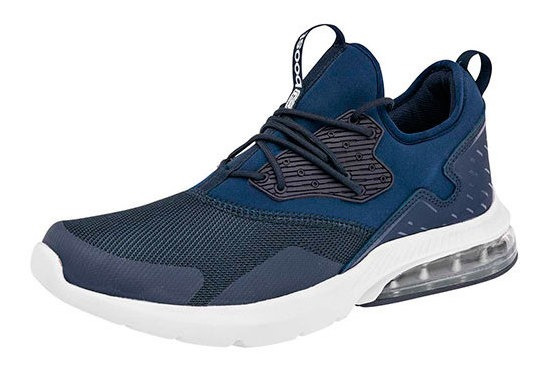Zapato Tenis Detalle Dtt16149 Aplicacion Fitness Textil