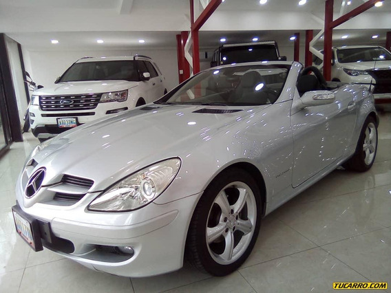 Mercedes Benz Clase Slk Roadste 200