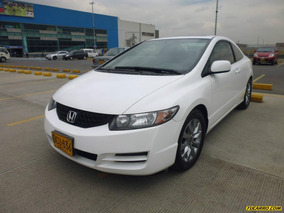 Honda Civic Ex Mt 1800cc Ct Coupe