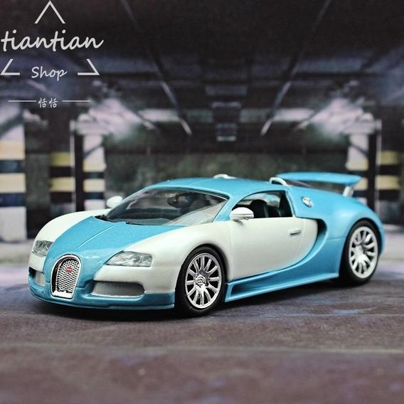 Bugatti Veyron 16.4 2005 1/43 Supercars