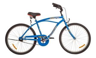 Bicicleta Halley 19334 Playera Rodado 24
