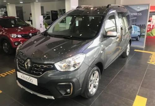 Renault Kangoo 1.5 Dci Stepway Entrega Inmediata Tomo Per Jl