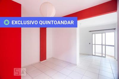 Apartamento No 8º Andar Com 1 Dormitório E 1 Garagem - Id: 892874696 - 174696