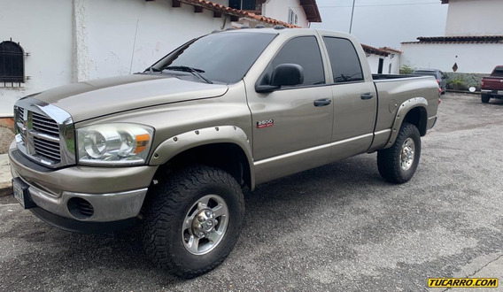 Dodge Ram Pick-up Pick-up D/cabina 4x4