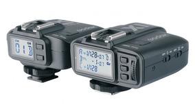 Radio Flash Para Nikon Com Ttl 2.4ghz Godox X1n