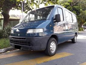 Ducato Minibus 2.8 Ano 2002 - 16 Lugares