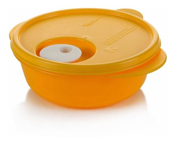 Tupper Para Microondas Redondo 600ml - Tupperware