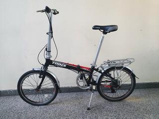 Bicicleta Plegable Trinx Fa2007