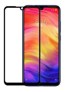 Película De Vidro 3d 5d Xiaomi Redmi Note 7 Note 6 Pro