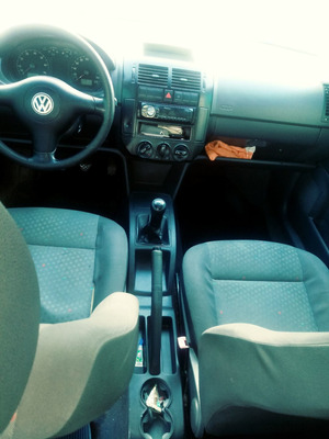 Volkswagen Polo 2006 1.6 Total Flex 5p