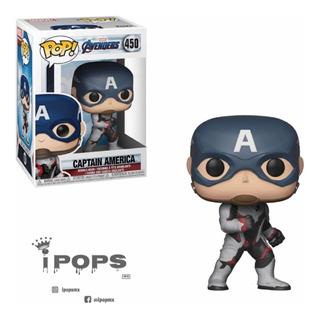 Funko Pop! Marvel Avengers Endgame - Capitan America