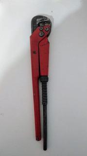 Llave Para Caño Stilson Taparia 1510 Usada