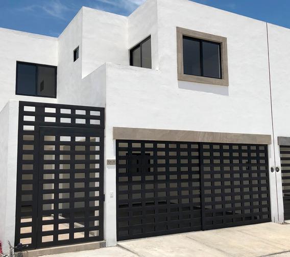 Casa Nueva Rinconada Colonial Apodaca. Trato Directo.