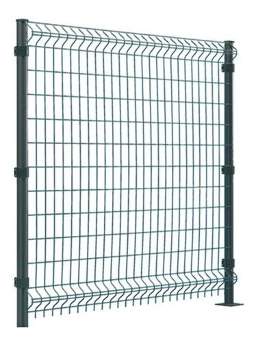 Imagen 1 de 10 de Cercos Perimetrales Reja Panel Pre Fabricadas Seguridad