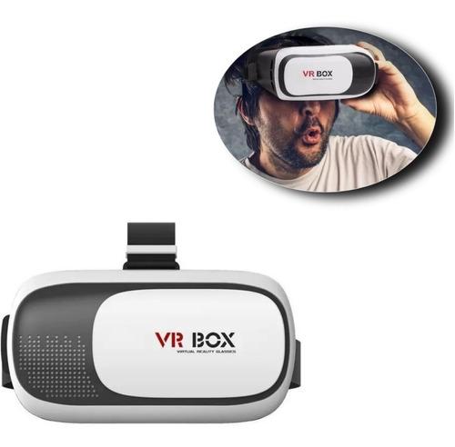 Lentes Vr Box Realidad Virtual 3d 2.0 Android Ios