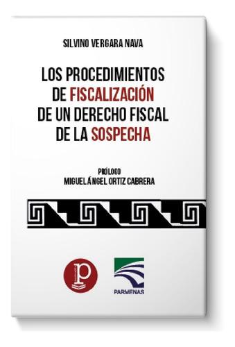 Imagen 1 de 1 de Libro Los Procedimientos De Fiscalización