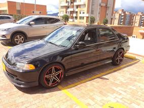 Vendo Honda Civic Modelo 93, $12.000.000 Negociables