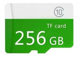 3 Cartão De Memoria De 256 Gb Para Câmera