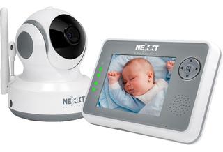 Monitor Para Bebé Nexxt Roomate, Inalambrico Número De Parte