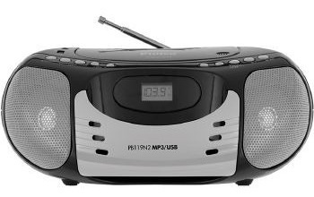 Radio Philco 5w Rms Cd Fm Mp3 Usb - Pb119n2