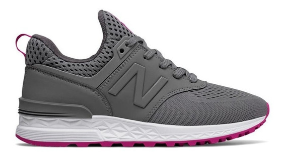 Zapatillas New Balance Ws574 Mujer N10190037 In
