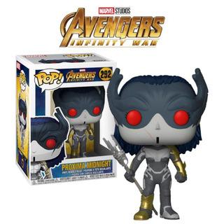 Funko Pop Proxima Midnight 292 Avengers Infinity War Marvel