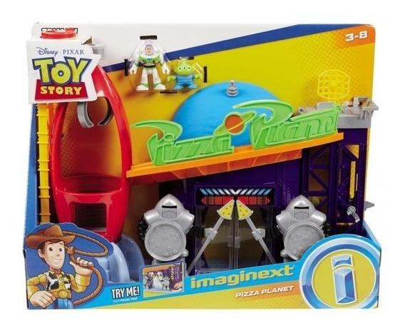 Imaginext Pizza Planet Toy Story Gfr96- Mattel