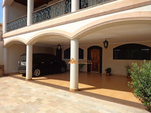 Casa À Venda, 565 M² Por R$ 600.000,00 - Jardim Paulistano - Ribeirão Preto/sp - Ca1943