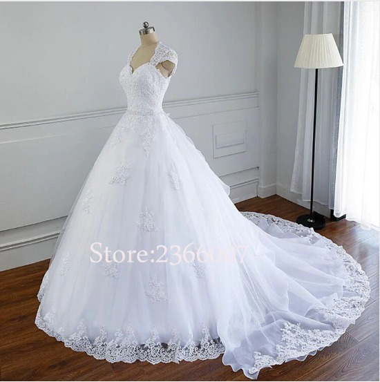 Vestido De Noiva Atraente 2019 New Arrival M28