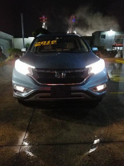 Honda Cr-v Américana Exl