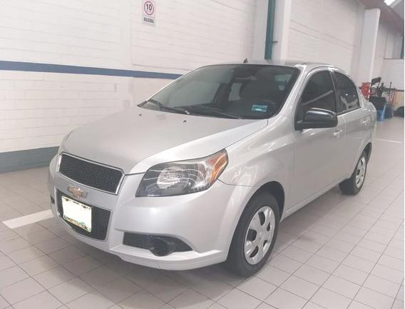 Chevrolet Aveo 2015 1.6 Ls Mt