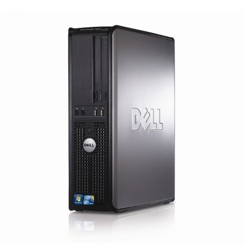 Computador Dell Optiplex 780 - Core 2 Duo, 4gb E Hd 250gb