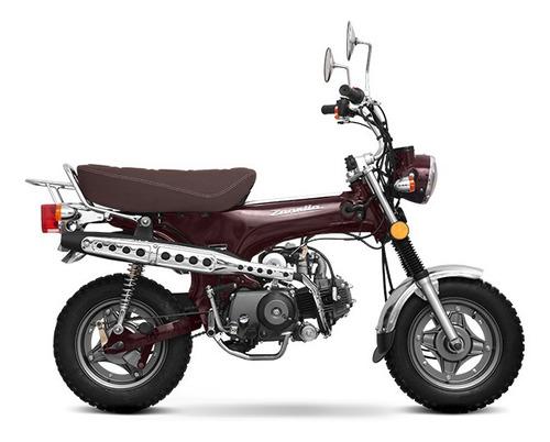 Zanella Hot 90 Scooter Pequeña 0km Urquiza Motos