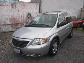 Chrysler Voyager Lx , Clima, Mp3 2003